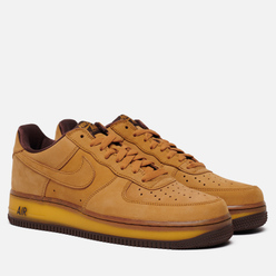 Кроссовки Nike Air Force 1 Low Retro SP Wheat/Wheat/Dark Mocha