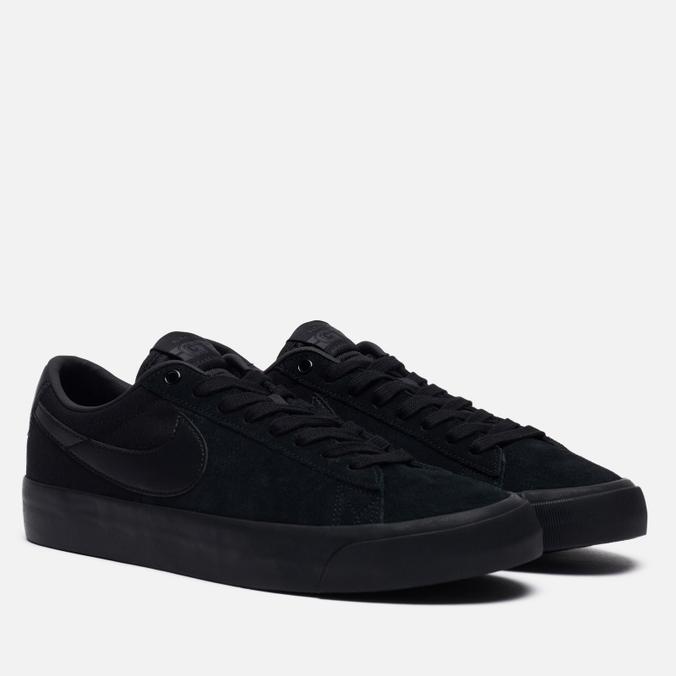Мужские кроссовки Nike SB Zoom Blazer Low Pro GT nike кроссовки мужские nike nike air zoom vapor x knit размер 44