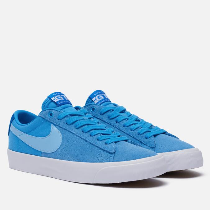 Кроссовки Nike SB Zoom Blazer Low Pro GT El Camino кеды nike sb zoom bruin low