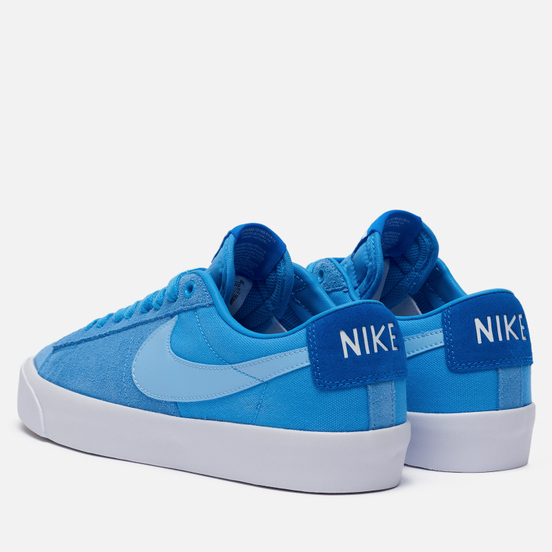 Кроссовки Nike SB Zoom Blazer Low Pro GT El Camino Coast/Psychic Blue/Signal Blue/White