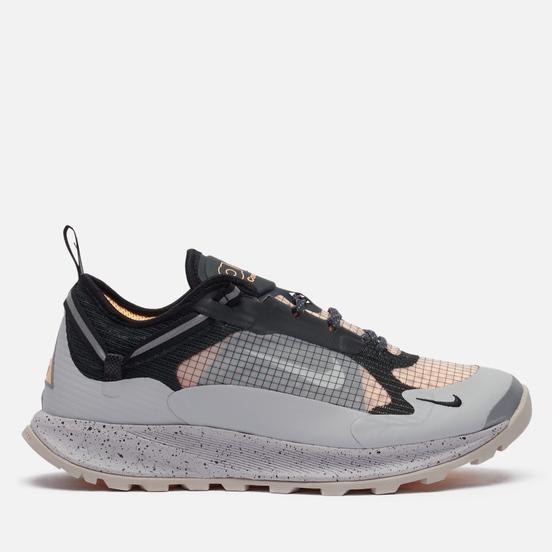 Кроссовки Nike ACG Air Nasu 2 Grey Fog/Metallic Silver/Melon Tint