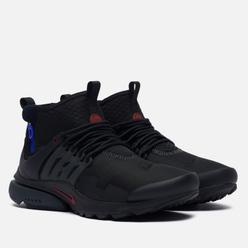 Мужские кроссовки Nike Air Presto Mid Utility Darth Vader Black/Team Red/Anthracite/Racer Blue