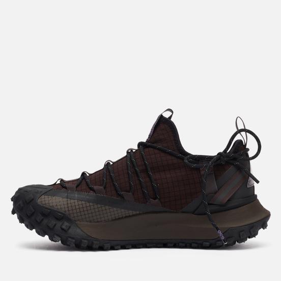 Кроссовки Nike ACG Mountain Fly Low Brown Basalt/Black