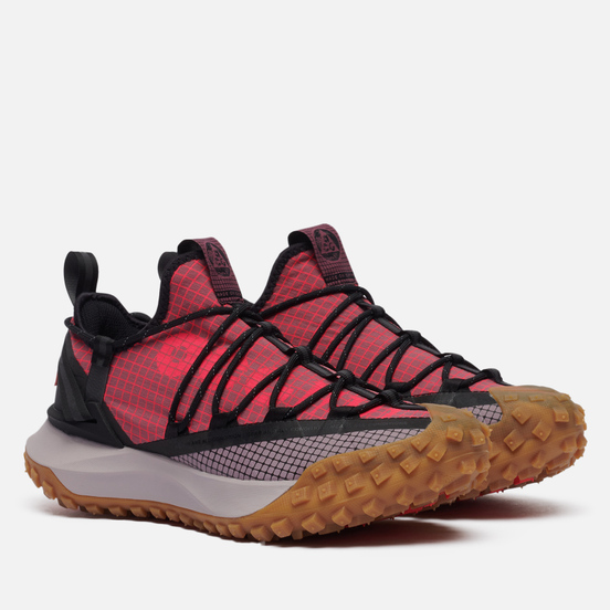 Кроссовки Nike ACG Mountain Fly Low Light Mulberry/Flash Crimson