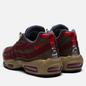 Мужские кроссовки Nike Air Max 95 Freddy Krueger Velvet Brown/University Red/Team Red фото - 2
