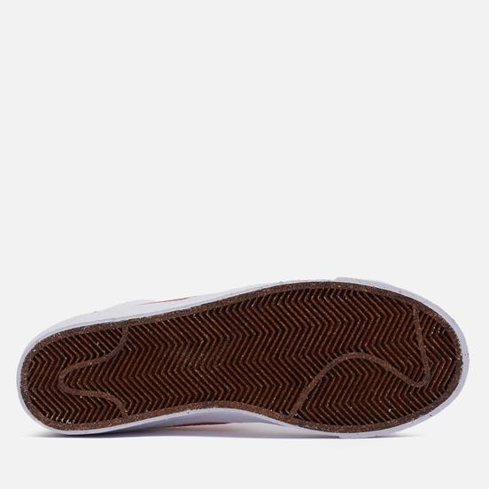 Женские кроссовки Nike Blazer Mid 77 Catechu White/Light Sienna/White
