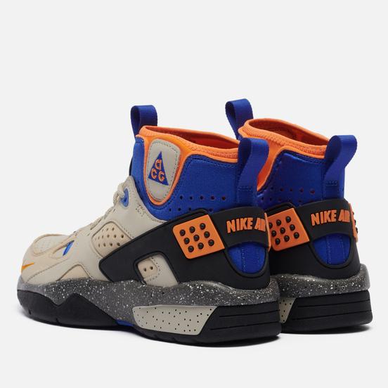 Мужские кроссовки Nike ACG Air Mowabb Birch/Bright Mandarin/Hyper Royal/Rattan