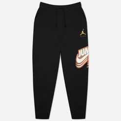 Мужские брюки Jordan Jumpman Fleece Black/Pollen