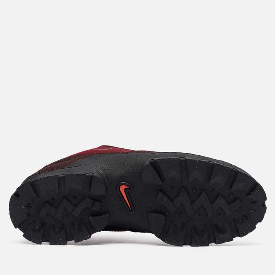 Женские кроссовки Nike Wmns Lahar Low Madeira/Smoke/Dark Beetroot/Black