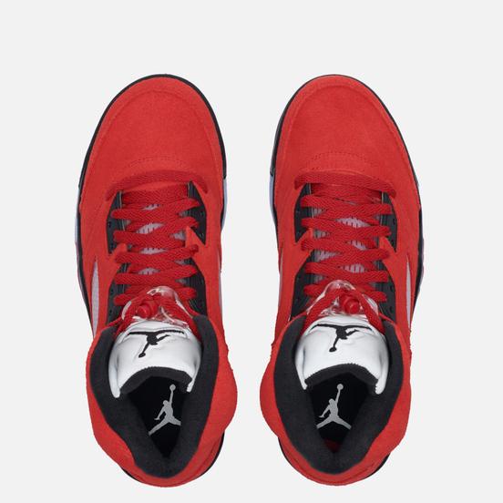 Мужские кроссовки Jordan Air Jordan 5 Retro Raging Bull Red Varsity Red/Black/White