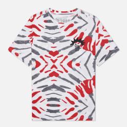 Мужская футболка Nike Festival Black/Gym Red