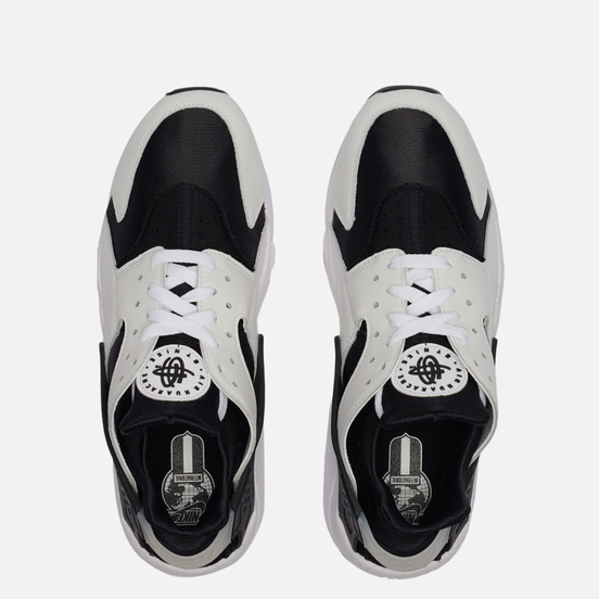 Кроссовки Nike Air Huarache Orca Black/White/Black