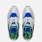Кроссовки Nike Air Huarache Scream Green White/Scream Green/Royal Blue/Black фото - 1
