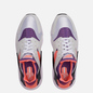 Кроссовки Nike Air Huarache Bright Mango White/Purple/Bright Mango/Black фото - 1