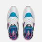 Мужские кроссовки Nike Air Huarache Deep Magenta White/Aquatone/Deep Magenta/Black фото - 1