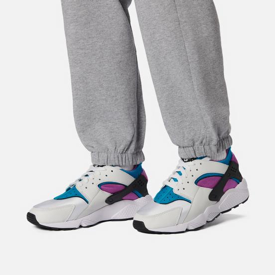 Мужские кроссовки Nike Air Huarache Deep Magenta White/Aquatone/Deep Magenta/Black