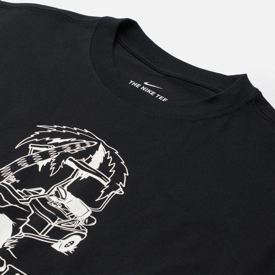 Мужская футболка Nike SB Wrecked Black