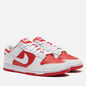 Мужские кроссовки Nike Dunk Low Retro UNLV University Red University Red/White/Total Orange фото - 0