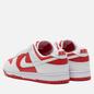Мужские кроссовки Nike Dunk Low Retro UNLV University Red University Red/White/Total Orange фото - 2