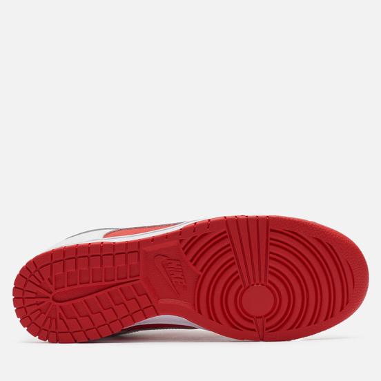 Мужские кроссовки Nike Dunk Low Retro UNLV University Red University Red/White/Total Orange