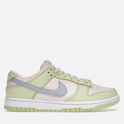 Женские кроссовки Nike Dunk Low Lime Ice Light Soft Pink/Ghost/Lime Ice/White