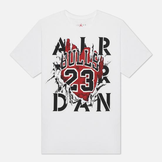 Мужская футболка Jordan Air Jordan 5 85 GFX White