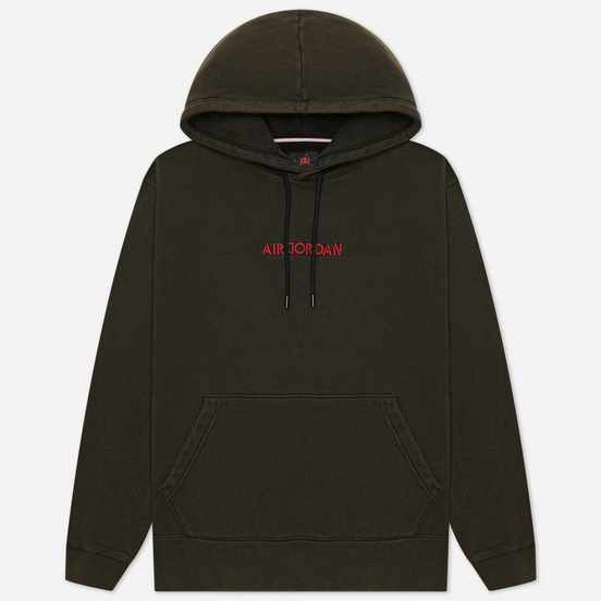 Мужская толстовка Jordan Graphic Fleece Pullover Hoodie Black