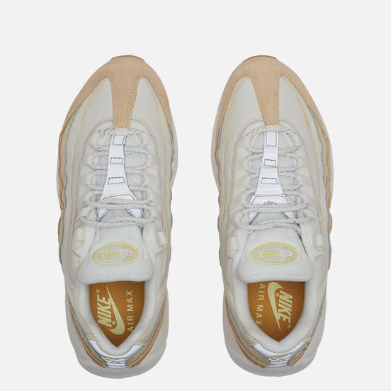 Женские кроссовки Nike Air Max 95 Coconut Milk Sail/Light Zitron/Coconut Milk/Lemon Drop