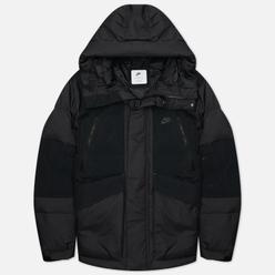 Мужская куртка парка Nike Storm-Fit City Series Black/Dark Smoke Grey