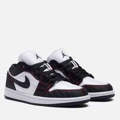 Женские кроссовки Jordan Air Jordan 1 Low SE Utility White/Black/Gym Red