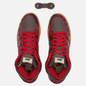 Кроссовки Nike Dunk High 1985 SP Chile Red University Red/Chile Red/Cave Stone фото - 1
