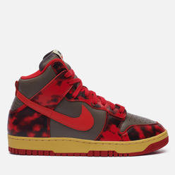 Кроссовки Nike Dunk High 1985 SP Chile Red University Red/Chile Red/Cave Stone