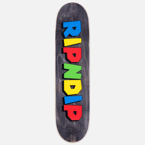 Дека RIPNDIP Nermio Board Blue