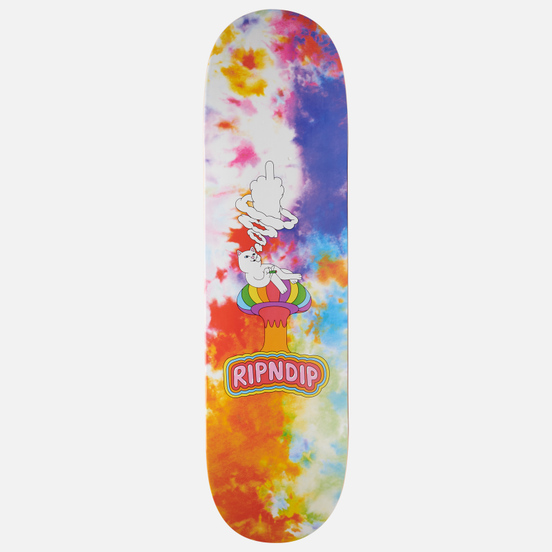 Дека RIPNDIP Smokin Board Multicolor
