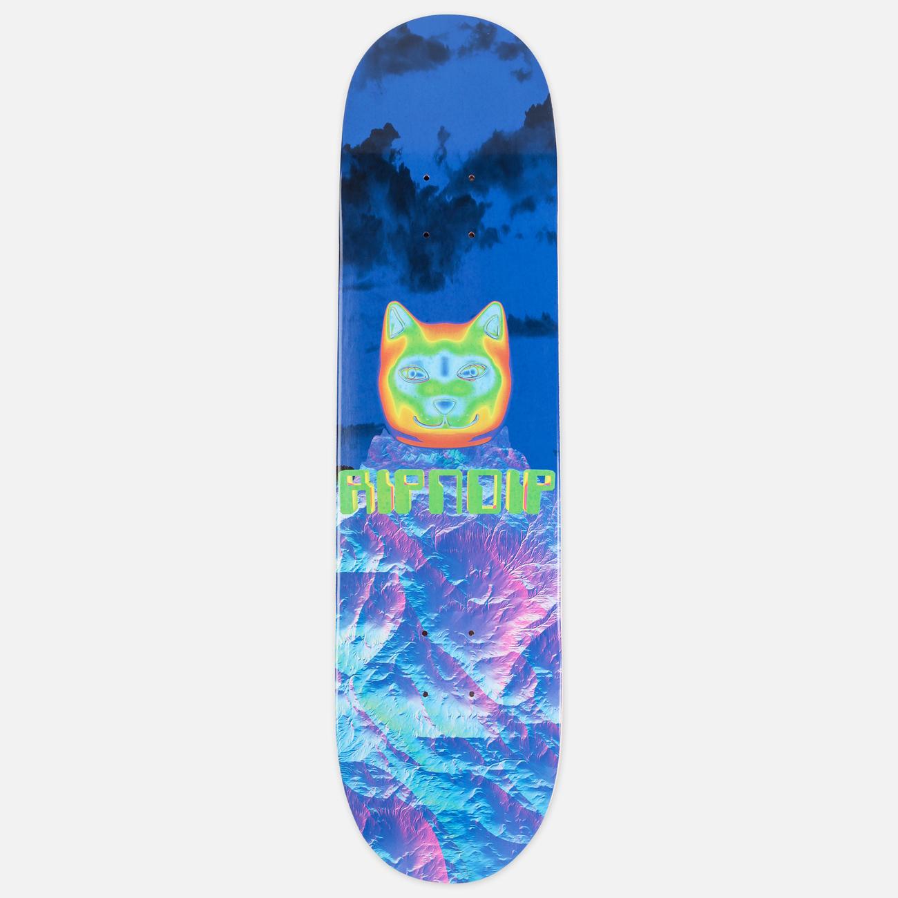 Дека RIPNDIP Thermal Nermal Board Blue