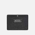 Держатель для карточек Master-piece Noble Leather Black фото- 0