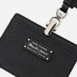 Держатель для карточек Master-piece Noble Leather Black фото- 2