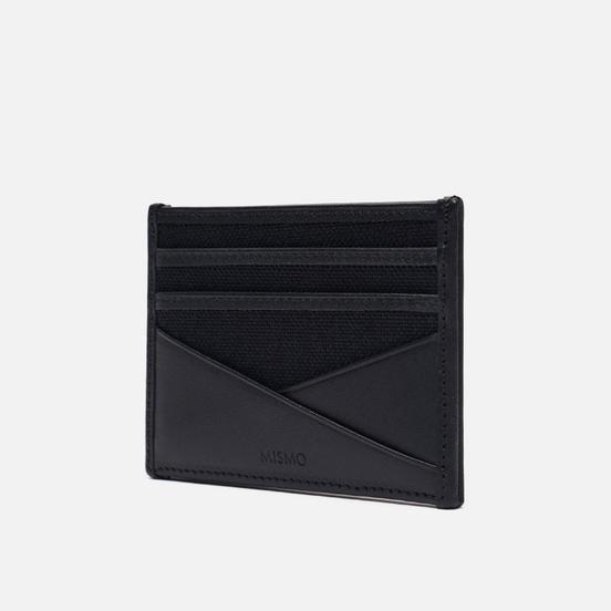 Держатель для карточек Mismo M/S Cardholder Coal/Black
