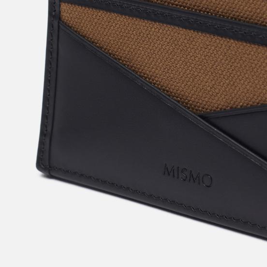 Держатель для карточек Mismo M/S Cardholder Khaki/Black