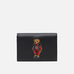 Держатель для карточек Polo Ralph Lauren Chinese New Year Bear Black
