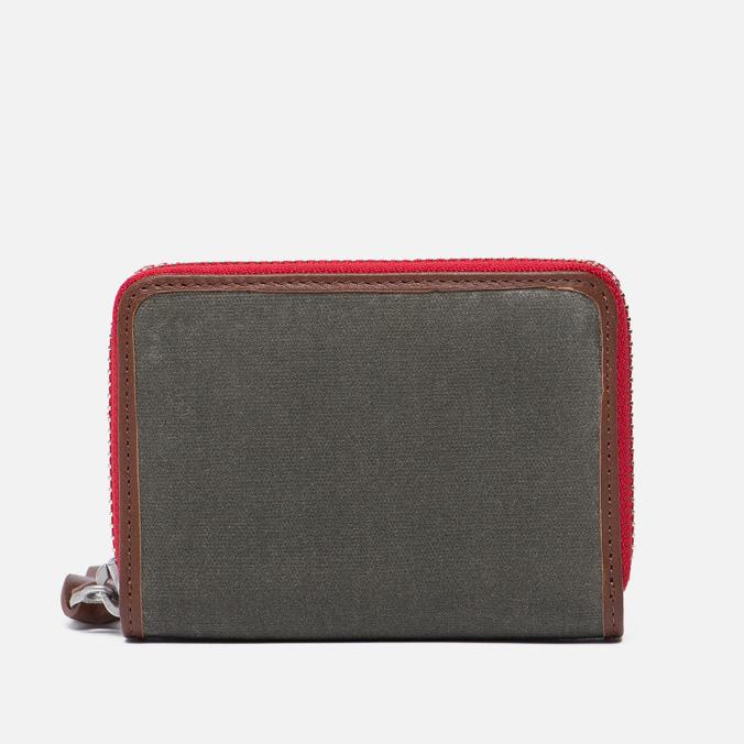 Держатель для карточек Property Of... Gerald Dark Olive/Red