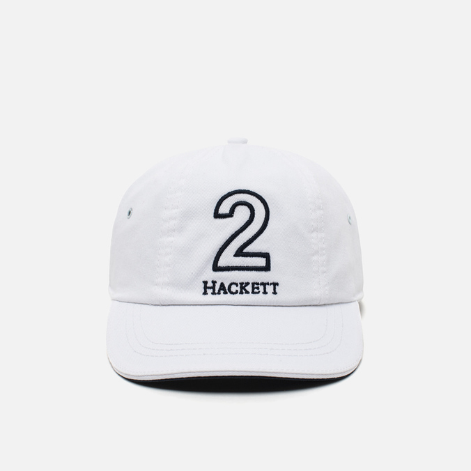 Детская кепка Hackett Numbers Baseball White