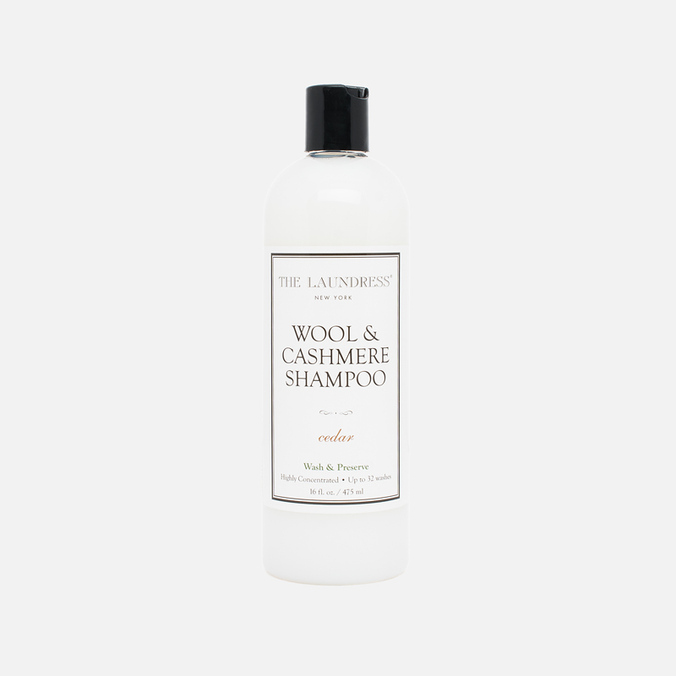 Средство для стирки The Laundress Wool & Cashmere Shampoo 475ml