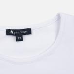 Детская футболка Aquascutum Teddy White фото- 3
