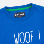 Barbour Blake Children's t-shirt Bright Blue photo- 1