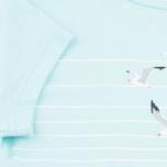 Barbour Renishaw Seagull Children's t-shirt Aqua photo- 3