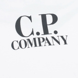 C.P. Company U16 Hood Print Children's t-shirt White photo- 2