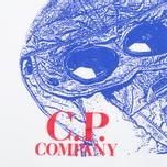 Детская футболка C.P. Company U16 Short Sleeve Hood Print White фото- 2
