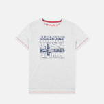 Napapijri K Savinci Children's t-shirt Light Grey photo- 0