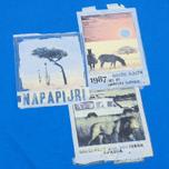 Детская футболка Napapijri K Spill Energy фото- 2